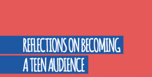 An Essay on Becoming an Audience