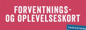 Forventnings – Og Oplevelseskort