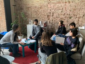 TEEN Kitchen Table Meeting – Aprilfestival – Theatre for Young Audiences 2019 (Denmark)