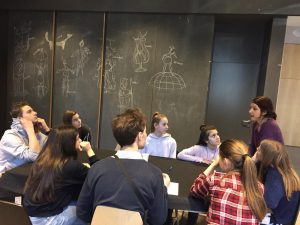 Teenage Ambassadors Across Europe Project Travels to Norway
