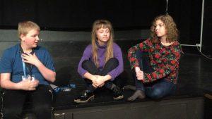 Teenage Ambassadors Across Europe at Momix Festival