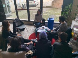 The Co-Programming Workshop at Aprilfestival 2019 (Denmark)